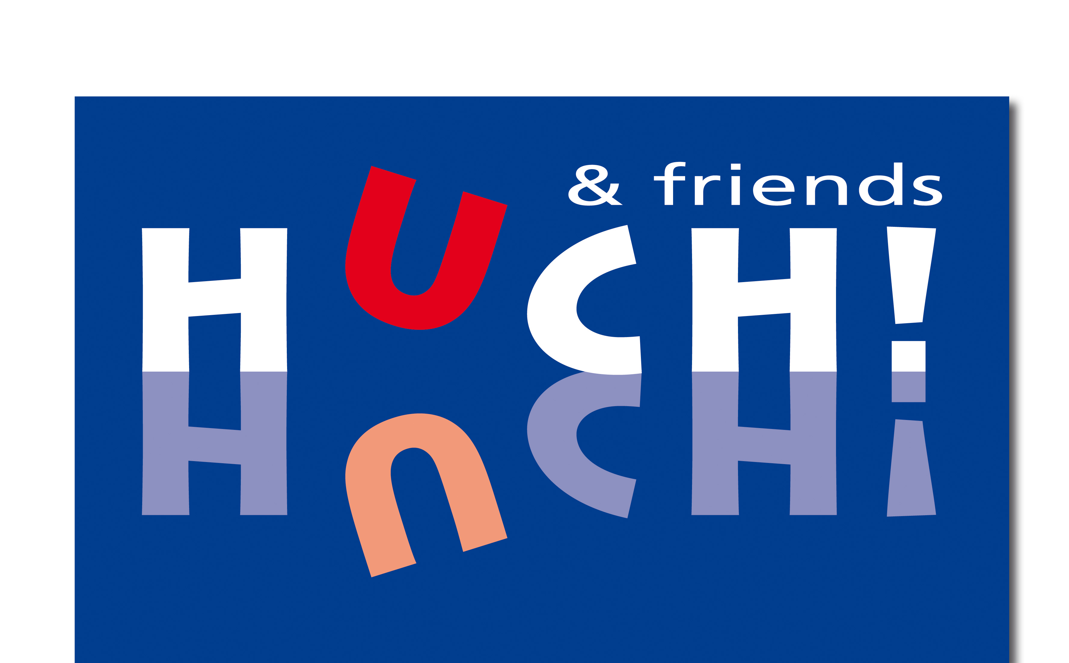 HUCH & friends Logo